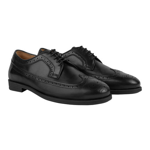 Fliteless Business Comfort Oxford Shoes or Brogues Business shoes with the comfort of casual shoes. From Fliteless/Norway.