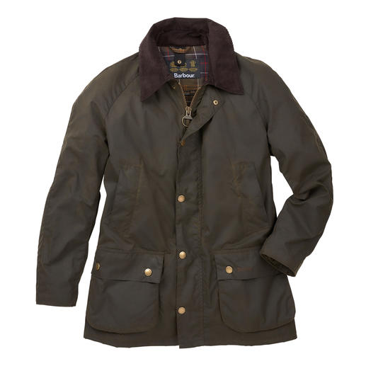 Barbour Women's Wax Jacket Ashby Weatherproof, windproof and thornproof. And almost unchanged for 125 years.