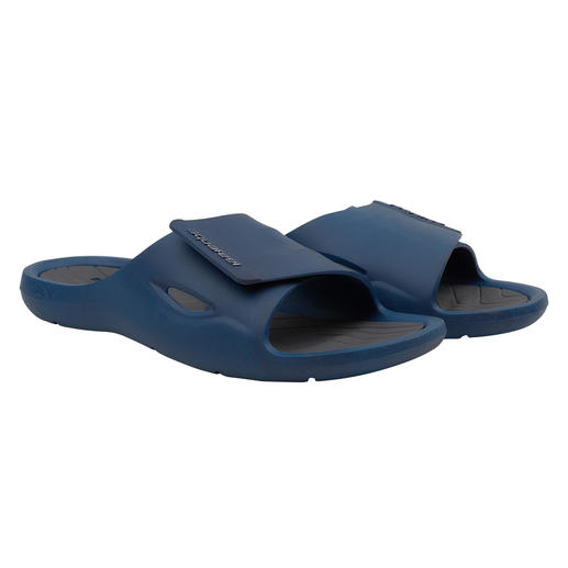 Fashy AquaFeel Men's Pool Shoe - Non-slip on wet surfaces. Antibacterial to combat athlete's foot.