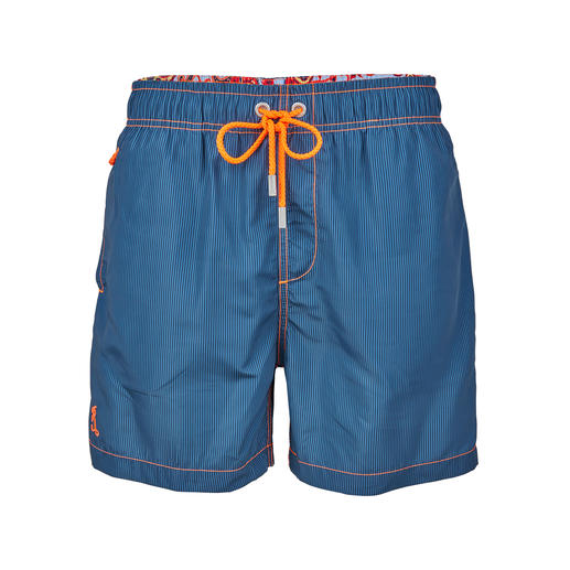 Ramatuelle Swimming Shorts Lotus Effect The lotus effect simply lets water drip off your new swimming shorts. Faster drying with a trick from nature.