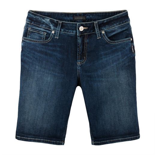 The original Silver Jeans from Canada: Perfect fit. Distinctive style. The original Silver Jeans from Canada: Perfect fit. Distinctive style. Now also as fashionable denim shorts.