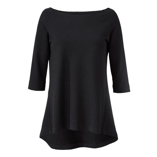 Top, 3/4-length sleeves