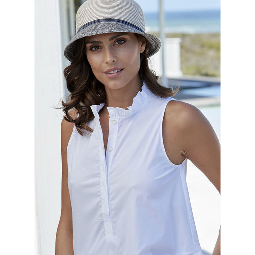 TWINSET blouse tank top or linen shorts