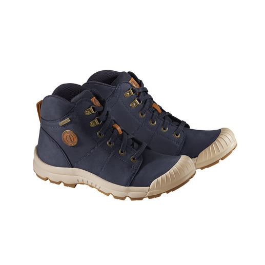 Aigle Waterproof Hiking Boots Hiking boots should be lightweight, waterproof and gentle on the joints. These also look fantastic. From Aigle.