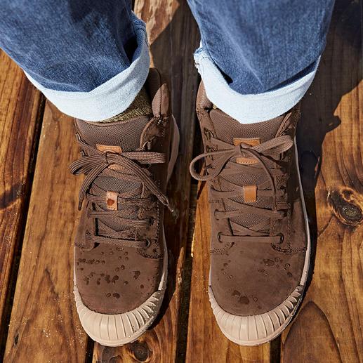Aigle Waterproof Hiking Boots