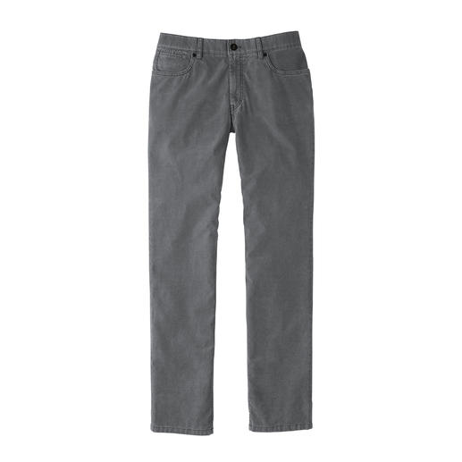 HILTL Five-pocket Fine Corduroy Trousers Fine, velvety-soft corduroy – but much lighter, finer and easier to combine than conventional corduroy.