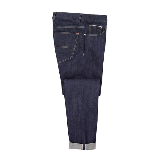 Japanese Selvedge Jeans - Only 1% of the world's denim comes from Japan. But true denim lovers find it highly desirable.