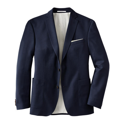 Carl Gross Travel Sports Jacket The perfect sports jacket for every day. Crease and stain resistant, yet made of 100% virgin wool.