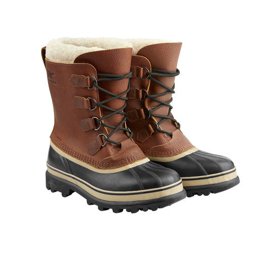 "Sorel Men's Winter boots ""Caribou"" Cult classic, trendy boot and one of the best in the cold, wet and snow. From Sorel, Canada."