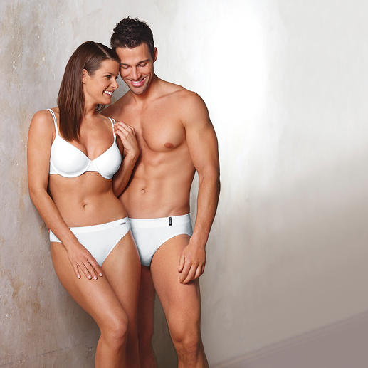 """Cult"" Briefs Comfortable, seamless soft cotton. His and hers styles."