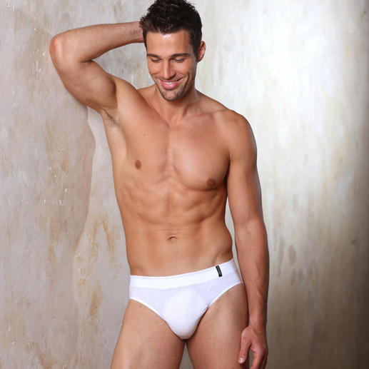 "The best that briefs can be: The ""Cult"" from Skiny, Austria. The best that briefs can be: The ""Cult"" from Skiny, Austria. Comfortably seamless and soft cotton."