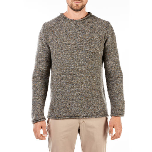 Fisherman Donegal Pullover