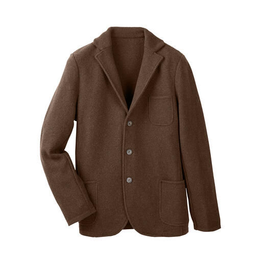 A softer, better wool blazer is hard to find. A softer, better wool blazer is hard to find.
