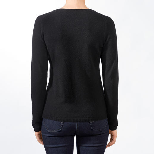 V-Jumper, Black