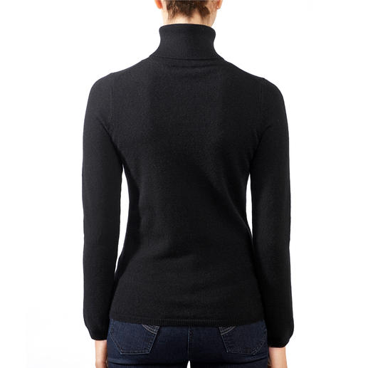 Polo Neck, Black