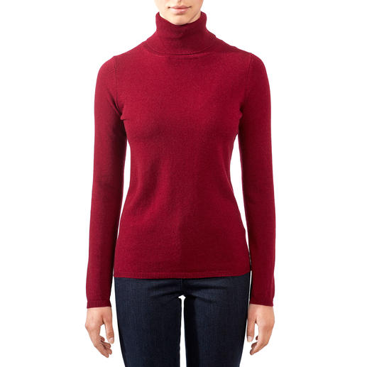 Polo Neck, Bordeaux