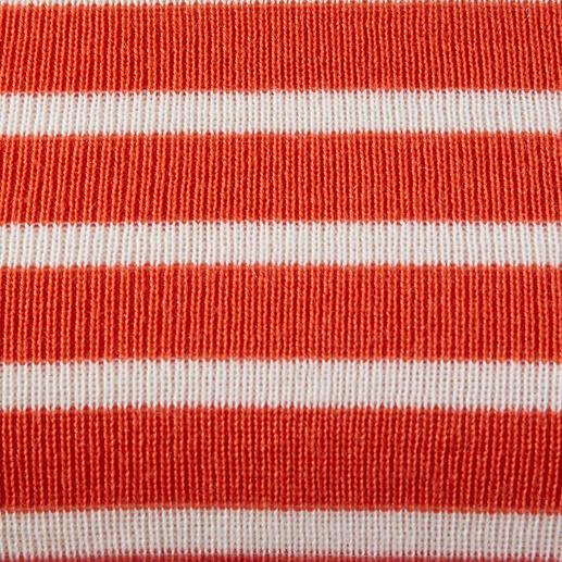Orange/White.