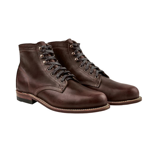 Wolverine 1000 Mile Boots - The 1000 mile boots by Wolverine/USA – now made from supple Chromexcel® cowhide leather.