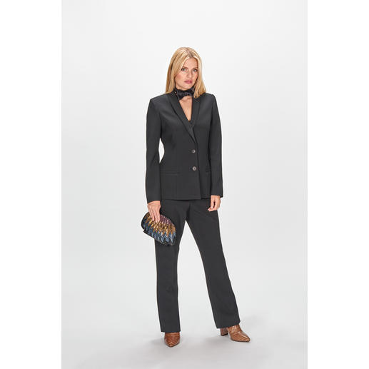 The Pure Barbara Schwarzer Business Blazer and Trousers - Versatile mix and match. Crumple- and crease-resistant. Even washable. By The Pure Barbara Schwarzer.