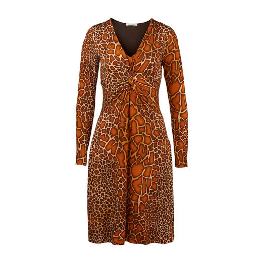 KD-Klaus Dilkrath Jersey Dress Animal Print Flattering design. Suitcase-friendly material. Good price. The jersey dress from KD-Klaus Dilkrath.
