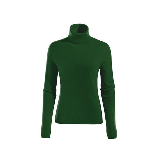 Polo Neck, Green
