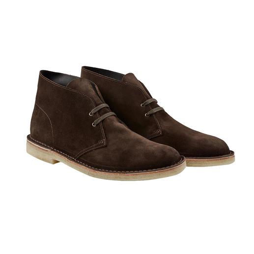 NPS Chukka Boots A fashion classic since the British empire. And still made in England. The original chukka boots by NPS.