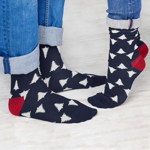 Dilly Socks Christmas Socks Socks as a gift? Well, there is an exception: The motif socks by Dilly Socks.