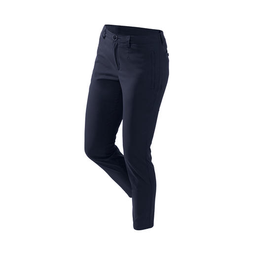Aigle Outdoor Chinos Slim chino style with a soft, natural touch, and yet 100% practical. By Aigle.