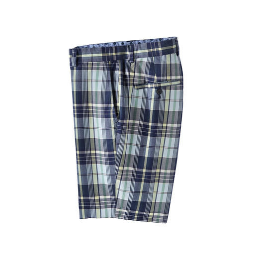 Brooks Brothers Madras Shorts Original Madras shorts – still traditionally woven by hand in India.