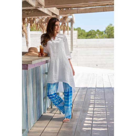 Kultfrau Linen Tunic