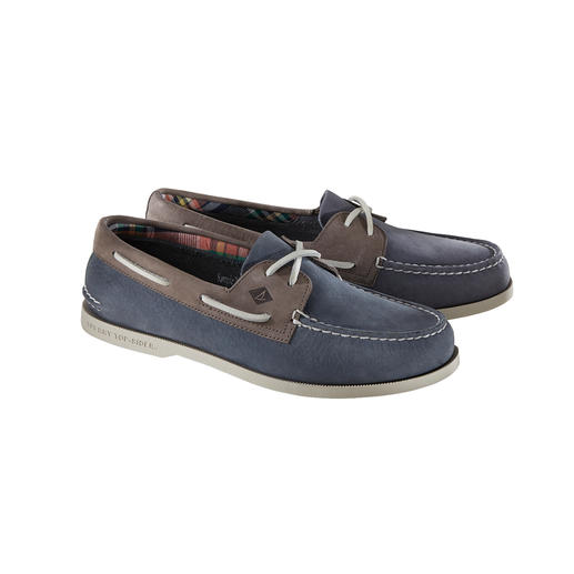 Sperry Washable Leather Boat Shoes Non-slip as always. Lighter than ever. And now even washable.