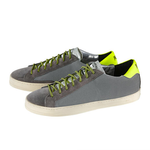 P448® Reflective Sneakers Cool in the daytime. Safe in the evening. Reflective sneakers by Italian trend label P448®.