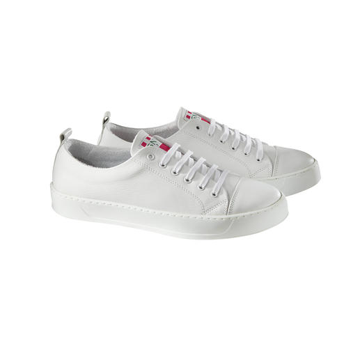 Snipe® Washable Leather Sneakers Always look well-groomed: Washable leather sneakers from Spanish cult brand Snipe®.