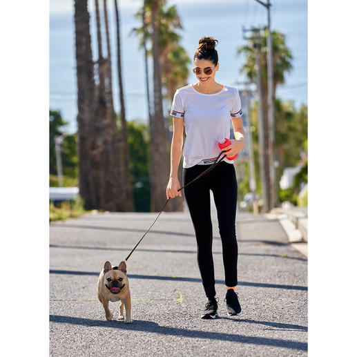 Moschino Underwear T Shirt or Leggings Trendy sporty chic from one of the most talked about labels – at an affordable price.