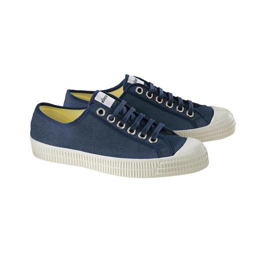 "Handmade since 1939: Slovakian ""Star Master"" sneaker classic by Novesta. Handmade since 1939: Slovakian ""Star Master"" sneaker classic by Novesta."
