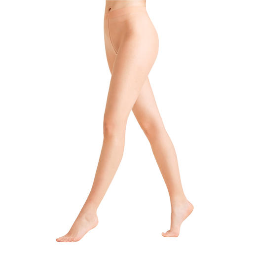 Falke Tights Natural Glow A new naturalness – in rare fine 6 denier quality. By Falke.