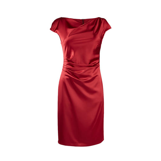 Swing Shift Dress Eye-catching. Flattering. And feel-good garment for many occasions.