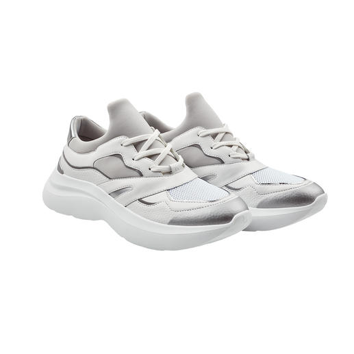 Karl Lagerfeld Classy Chunky Sneakers Chunky sneakers by Karl Lagerfeld: More mature and stylish than most others.