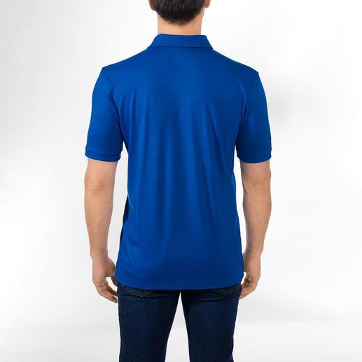 Polo Shirt, Royal blue