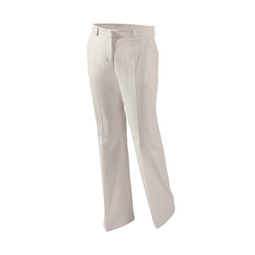 Wide-Leg chino New look for the classic chino: Now with a wide leg and in rare Pima cotton.