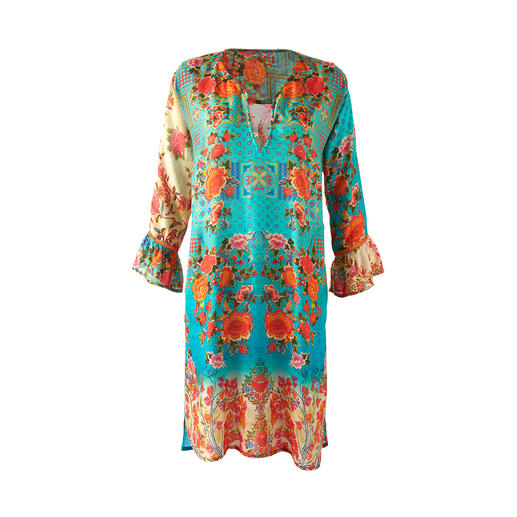 Lula Soul tunic dress This is the tunic from the much talked about hippie and ethnic label Lula Soul.