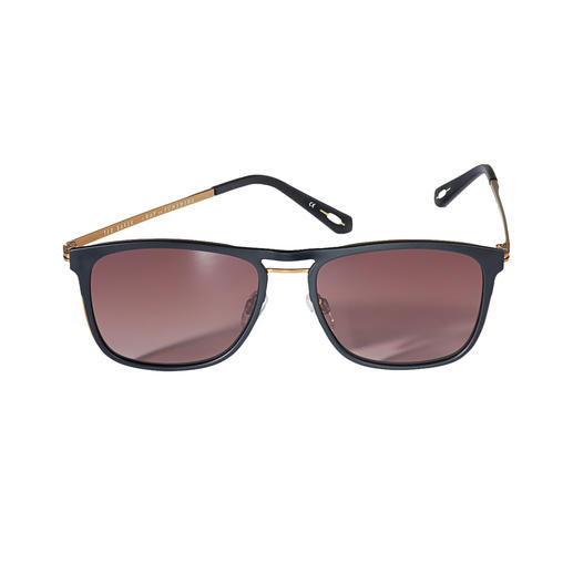 Ted Baker Pilot Sunglasses - Typical: The fashionably sophisticated Brit-chic style. Atypical: The pleasantly affordable price.