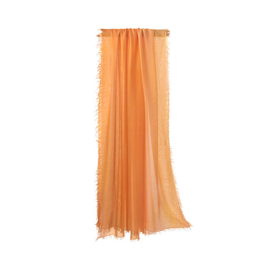 Ancini Gradient Scarf Brilliantly coloured thanks to MicroModal®: The hand-dyed gradient scarf by Ancini.