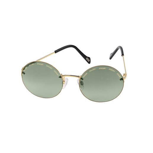 Joop! Rimless Sunglasses 3-in-1 2020 trends: Round retro shape, rimless, ultra-light modern arms. By JOOP!.