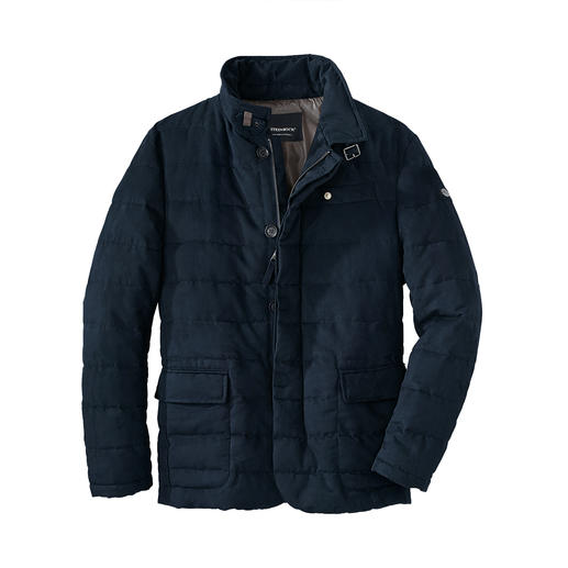 Suede Easy Care Alpine Jacket Lighter and less delicate than suede, but just as luxurious and sophisticated.