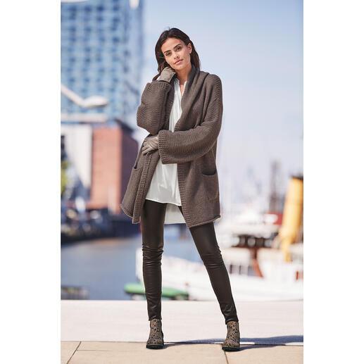 ZOE ONA oversized cardigan