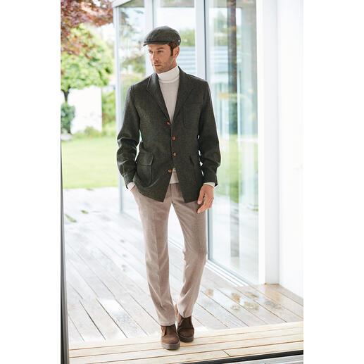 Kangol® Tweed Flat Cap