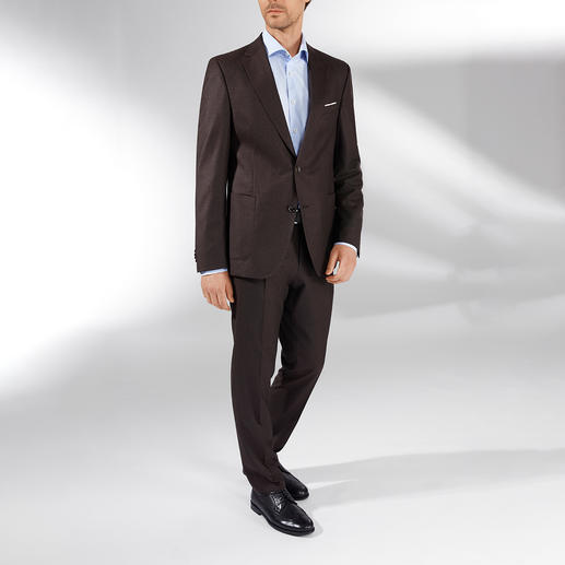 Sports Jacket and Trousers, Brown
