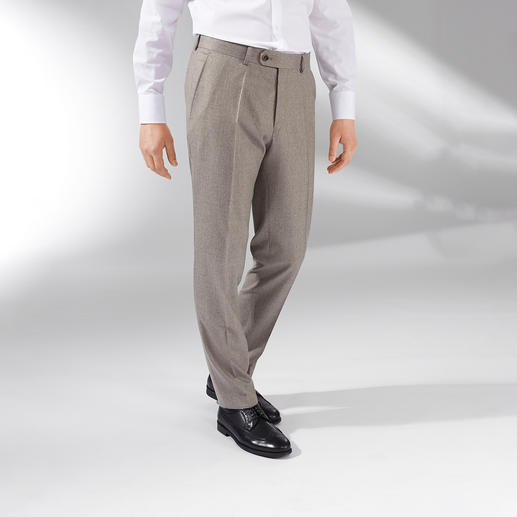 Trousers, Grey