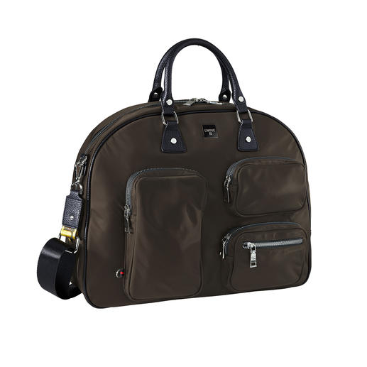 Cinque Utility Bag Stylishly up-to-date. And perfectly organised like a mobile office. By Cinque.